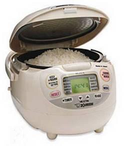 Принцип работы рисоварки
