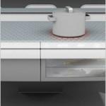 Техника  будущего: футуристический стол от Electrolux